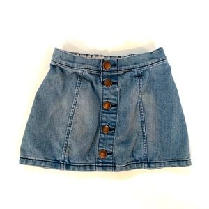 Old Navy Toddler Girl Jean Skirt